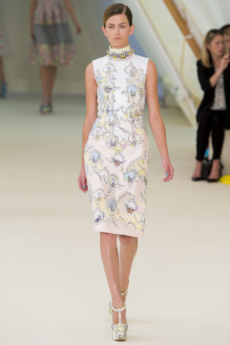 Erdem Spring 2013 RTW Collection