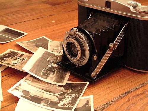 Luscious vintage camera