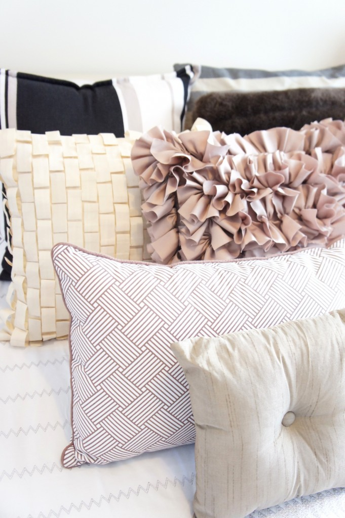 At home with Natasha Wood from Luscious - guest room