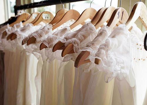 Luscious blog - pretty frocks on a rack - live a ladylike life - mylusciouslife.com