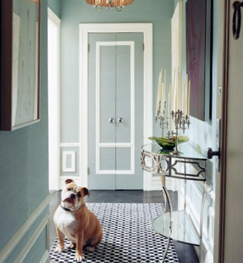 luscious greige interiors - grey and beige