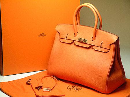 history of the hermes birkin bag - hermes orange
