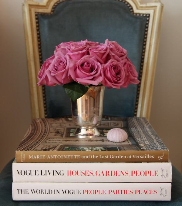 luscious books - a glamorous life