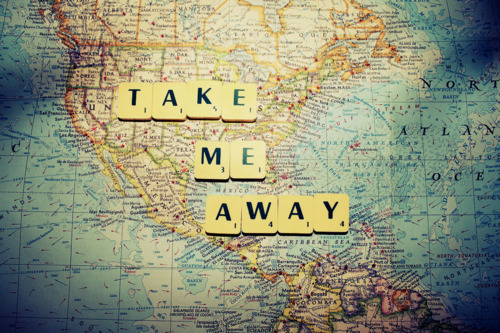 Globetrotting: Take me away - Is it better to travel than to arrive