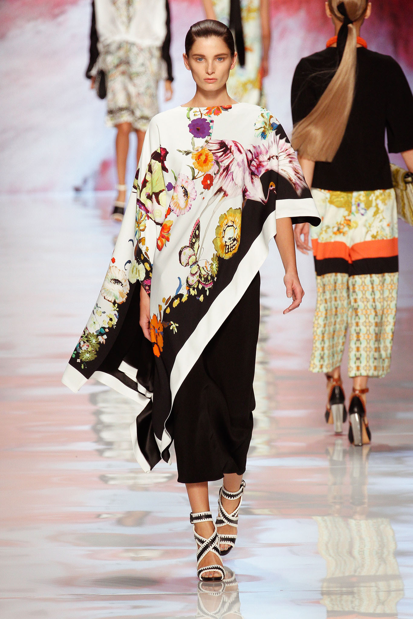 Etro Spring 2013 RTW Collection - Floral fancy