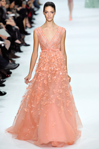 Elie Saab Spring 2012 Haute Couture Collection - mylusciouslife.com