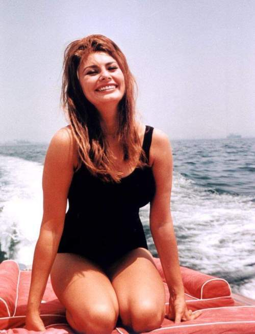 Luscious Sophia Loren, style icon