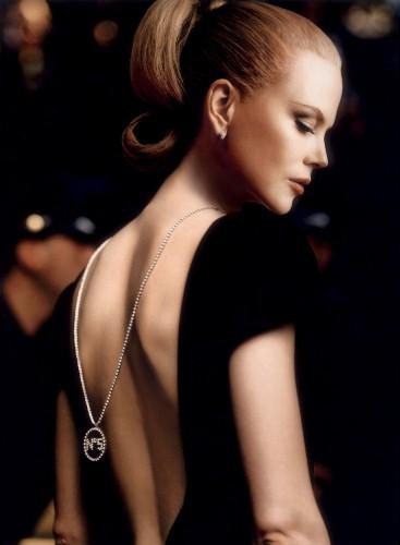 Chanel No 5 perfume ad starring Nicole Kidman