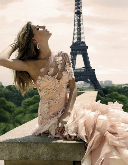 Luscious ballerina board on Pinterest - Eiffel Tower Paris
