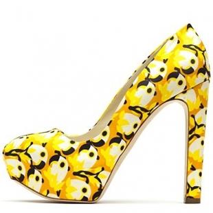 Rupert Saunderson Spring 2013 Shoe Collection