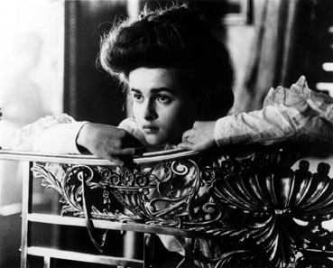 "Helena Bonham-Carter in ""A Room With A View"" - Merchant-Ivory film"