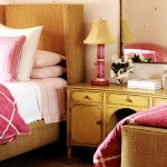 Beautiful houses and gardens - mylusciouslife.com - pink-bedroom