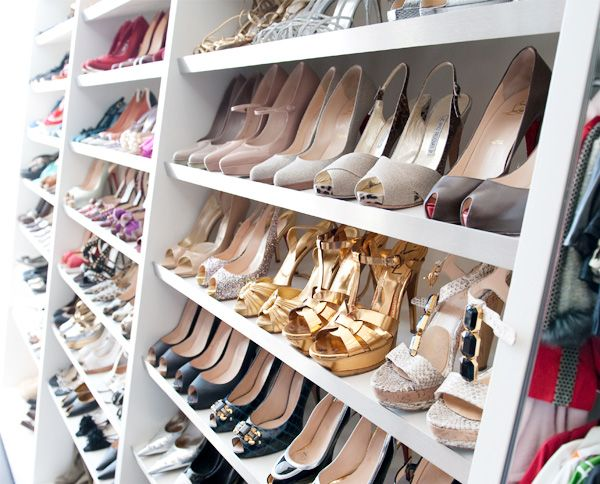 Celebrity Wardrobes And Dressing Rooms