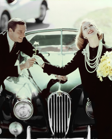 Classic photography - Tom Palumbo pearls