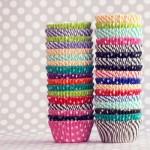 Luscious Lifer favourites - mylusciouslife.com - cupcake paper cups polka dots stripes