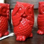 Luscious animals - mylusciouslife.com - owl ornaments
