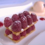 Luscious entertaining - mylusciouslife.com - Raspberries from La Petanque