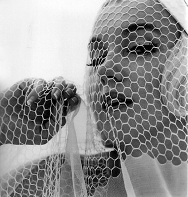 Marilyn Monroe photo - lace