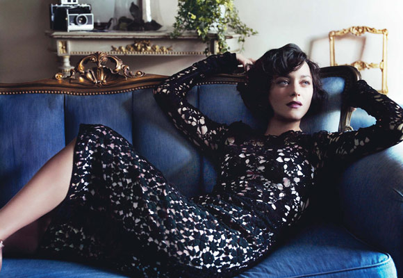 Marion Cotillard - Mario Testino - Vogue