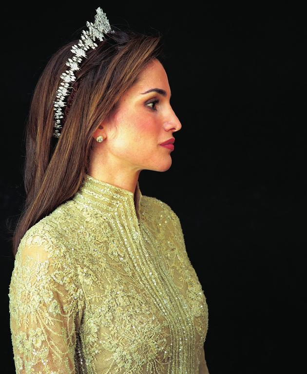 Queen Rania Wedding Ring