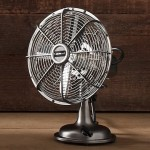 The Allaire Desk Fan from Restoration Hardware - mylusciouslife.com