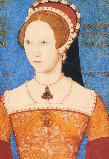 Mary Tudor pearls