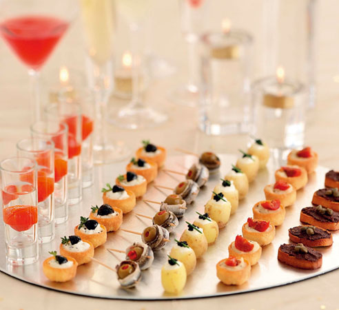 Hostess with the mostest preparing for house guests for New year s eve hors d oeuvres recipes