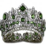 Royalty - mylusciouslife.com - Diadem from Empress Marie-Louise's Emerald Parure
