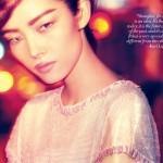 Fei Fei Sun by Gan for Harpers Bazaar Singapore