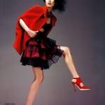 Liu Wen by Kai Z. Feng for Vogue China - mylusciouslife.com