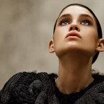 A luscious life - Astrid Berges-Frisbey by Pablo Delfos for S Moda
