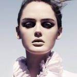 Ballerina beauty - pix by Marcus Ohlsson, Styled by Laura Bianchi, Hair Styled by Mike Lundgren for Velvet