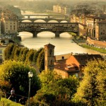 View of Florence - Beautiful Italy - mylusciouslife.com