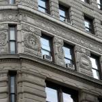 Historical building styles - mylusciouslife.com - Flatiron Building - New York City by Chicago Daniel Burnham