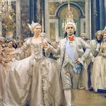 Historical fashion styles - mylusciouslife.com - Kirsten Dunst - Marie Antoinette
