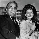 jackie bouvier kennedy onassis with ari onassis