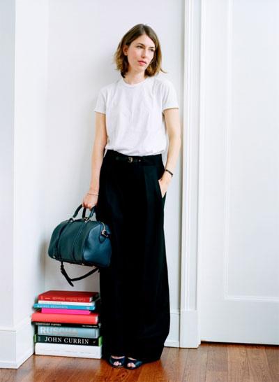 Style icon: Sofia Coppola for Louis Vuitton  Style icon: Sof...