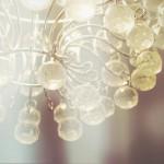 Magical chandelier