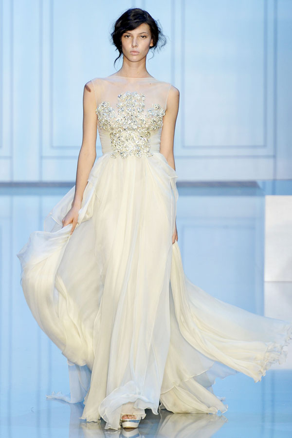 Elie Saab Fall 2011 Haute Couture Collection