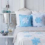 Snowflake bedding - Christmas