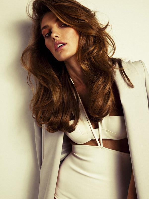 Alina Baikova - Ukrainian model