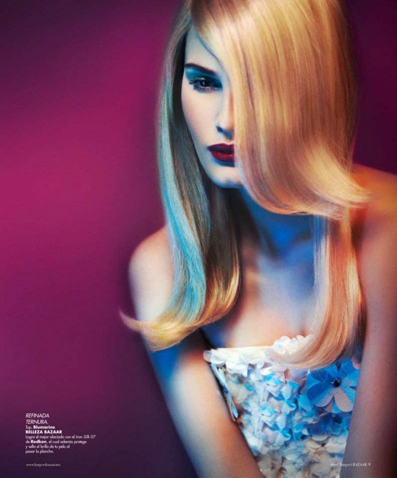 Alla Kostromicheva - Ukrainian model
