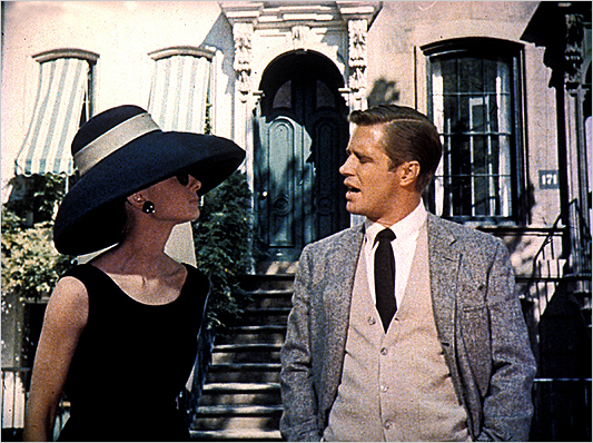 Best fashion films - Breakfast at Tiffanys 1961