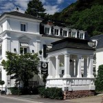 Exterior of the Heidelberg Suites Hotel