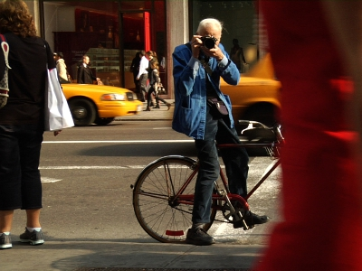 Greatest fashion films - Bill Cunningham New York 2010