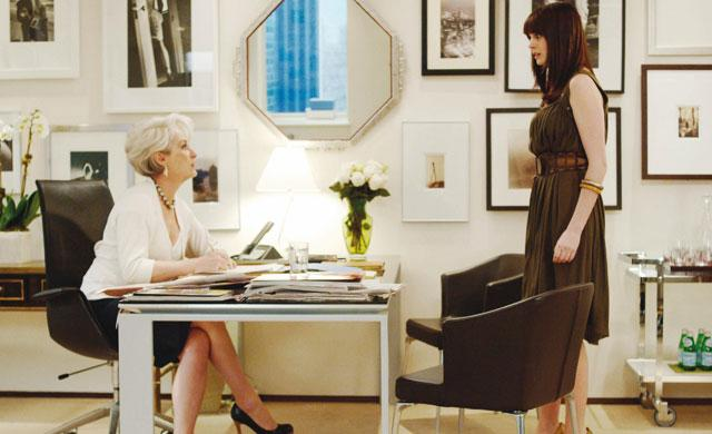 Greatest fashion films - The Devil Wears Prada 2006