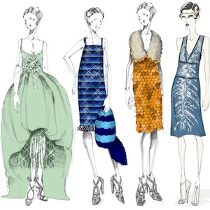 Miuccia Prada for The Great Gatsby all-myLusciousLife.com