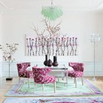 New York home of cosmetics star Jeanine Lobell and actor Anthony Edwards