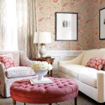 Pictures of pink interiors