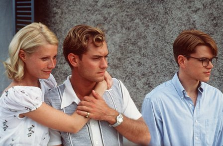 Top ten fashion films - The Talented Mr Ripley 1999